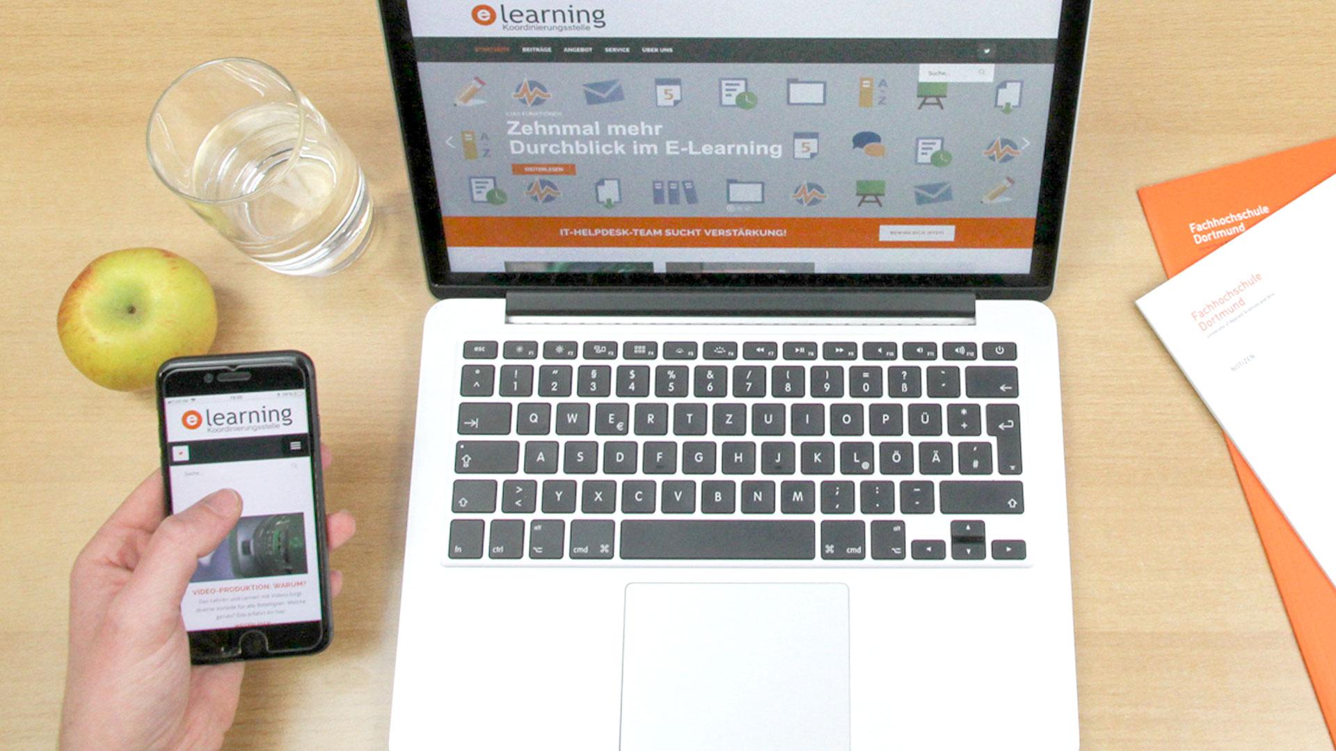 E-Learning mit Weblog koordinieren