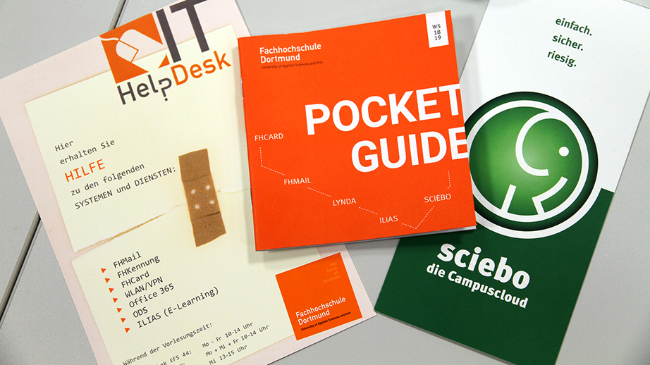 Der Helpdesk: First-Level-Support vor Ort | CC BY Elaine Bach