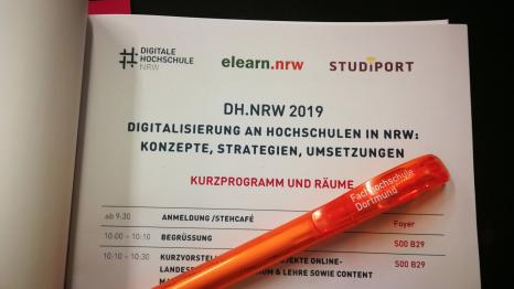 Programm zum Netzwerktreffen 2019