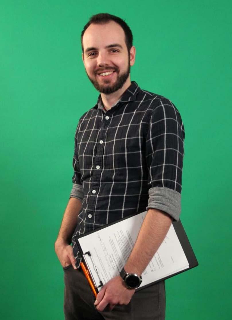 Sven vom Videoteam