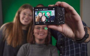 Hinter den Türen des Videolabors