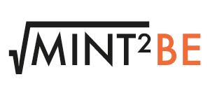Das Logo von MINT2BE