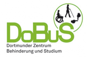 Logo von DoBuS, Dortmunder Zentrum Behinderung und Studium