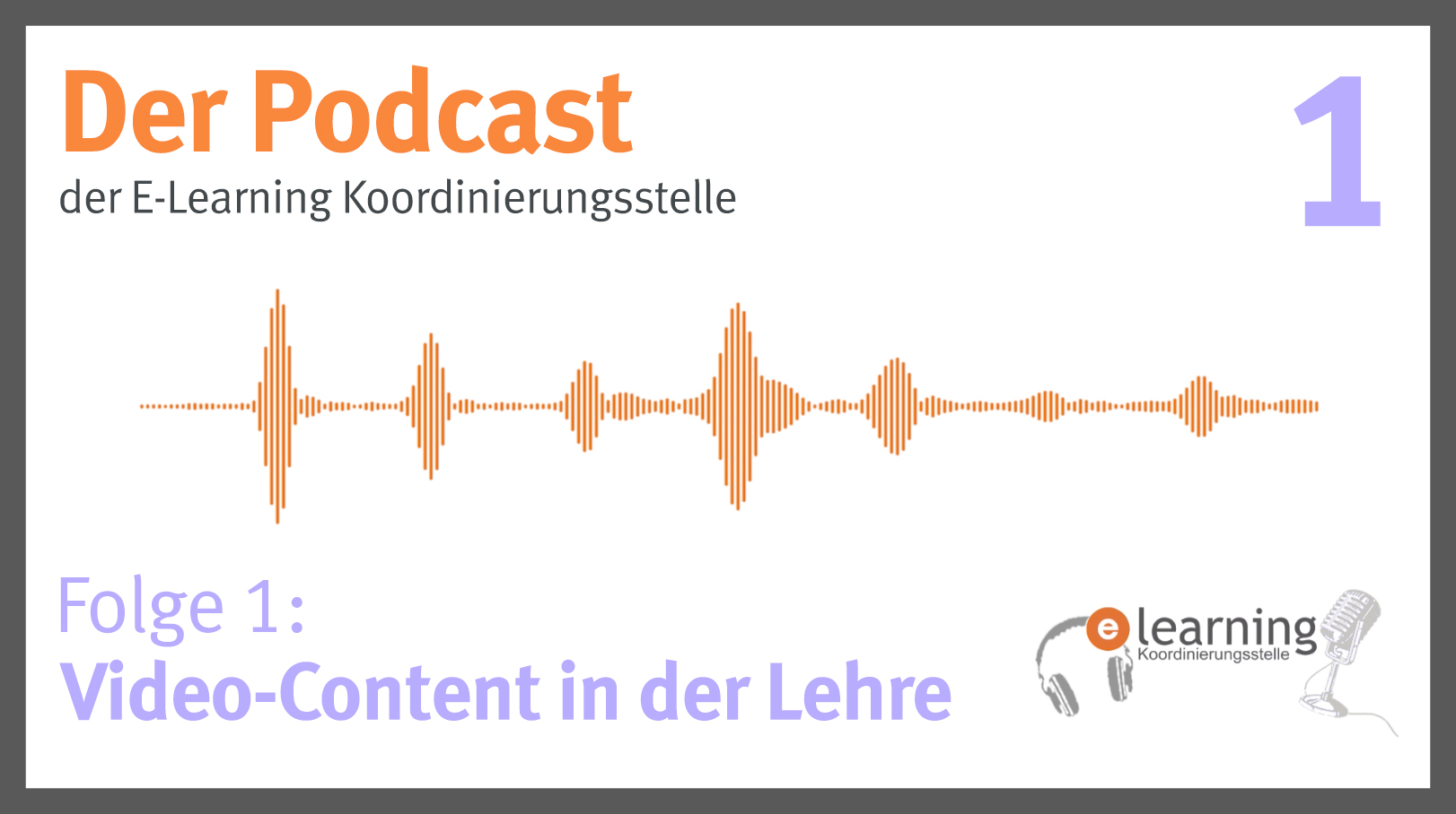Podcast #1: Video-Content in der Lehre