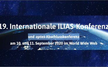 Internationale ILIAS Konferenz 2020