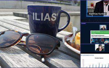 Virtuelle Premiere: ILIAS Konferenz 2020