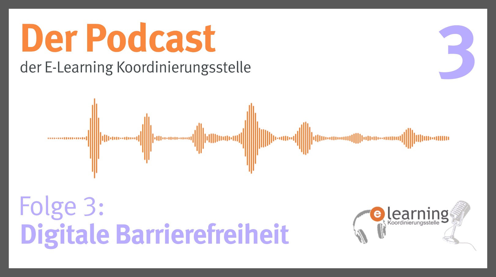 Podcast #3: Digitale Barrierefreiheit