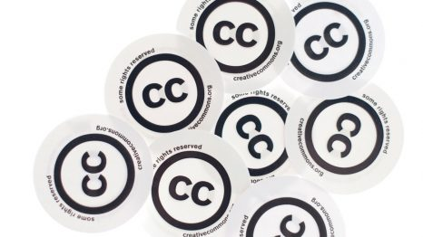 """""""Creative Commons - cc stickers"""" by Kalexanderson (CC BY 2.0)"""